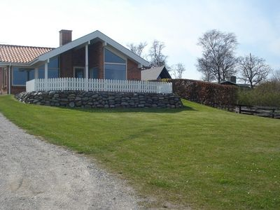 Holiday home directly to the beach located in beautiful countryside
