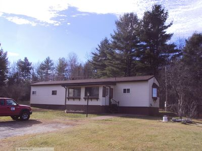 Wilmington mobile home rental - Front View of House
