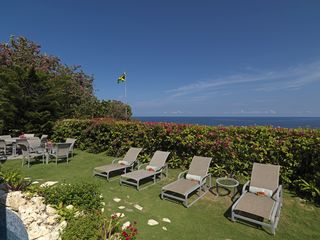 Montego Bay villa photo - Sun yourself on the lower lawn