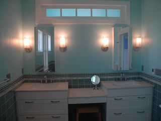 Moody Beach house photo - Double Sinkd in Master Bath
