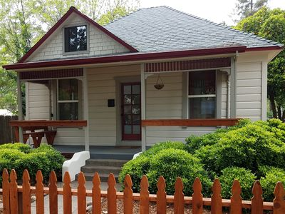 Renovated Victorian with fenced yard by Downtown, CSU, Farmers Mrkt Bidwell Park