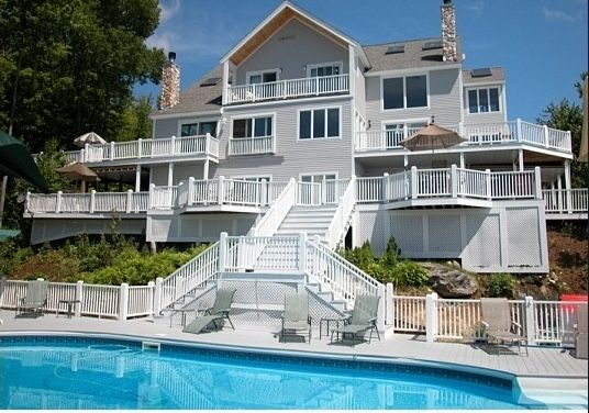 Sunday river home the heights w pool homeaway newry for 10 bedroom mansion