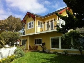 Point Loma house rental - Charming Craftsman w/ wrap around view deck and private deck off Master Bedroom