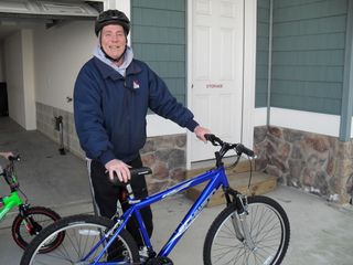 Wildwood condo photo - Go for a bike ride on the Boardwalk! We supply the bikes!