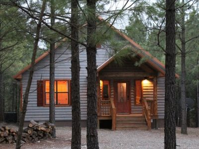 Cabins vacation rentals by owner broken bow oklahoma for Vacation cabin rentals in oklahoma