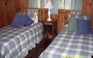 Twin Beds Downstairs
