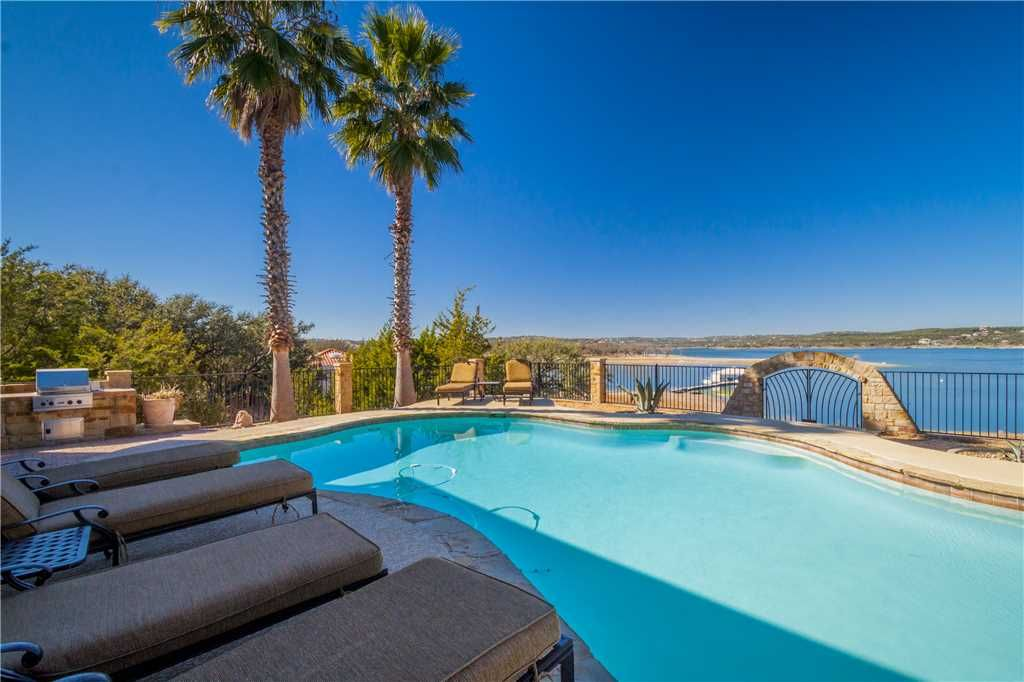 Lake Travis Lakefront – Waterfront Home with Amazing Views, Pool and Hot Tub
