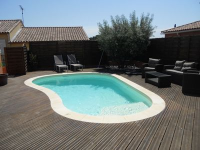Lovely holiday home between the Méditerranean,the Canal du Midi, Béziers and Narbonne
