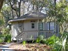 Beautifully shaded, nestled bungalow - Sea Pines house vacation rental photo