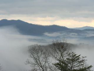 Bryson City chalet photo - The Cherohala Skyline is like the Blue Ridge Parkway with less cars.