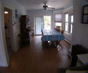 Boardwalk house photo - Dining Room