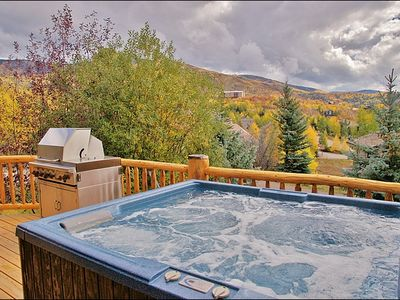 Your Private Hot Tub, with a View