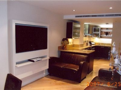 Chelsea apartment rental - Lounge