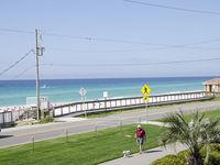 Beautiful Upgraded Condo with Great View of Gulf--Great Rates!