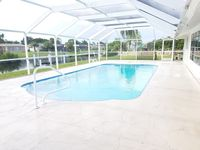 Waterfront Port Charlotte Home w/Pool and Dock