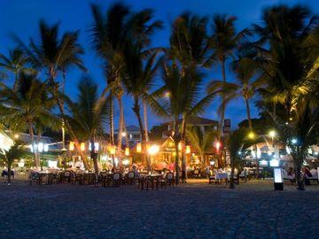 Cabarete beach night life