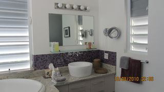 Providenciales - Provo house photo - Master Bathroom