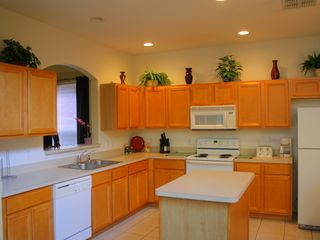Terra Verde villa photo - Kitchen