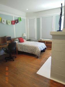 Another second floor bedroom