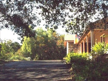 Ojai house rental - Private, quiet location near town