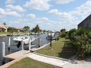 Punta Gorda house photo - View of canal