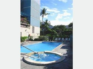 Makaha condo photo - Hot Tub & Pool