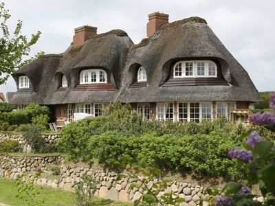 Direct Watt view - tasteful 6 pers. Thatched cottage