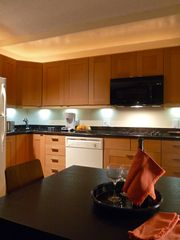 Lahaina condo photo - Kitchen at night