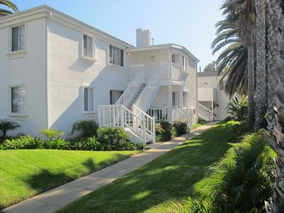 Pacific Beach apartment rental - Villa Blanca