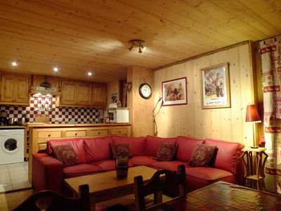 warm and well equipped apartment for ski holidays