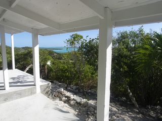Compass Cay villa photo - View from the front porch