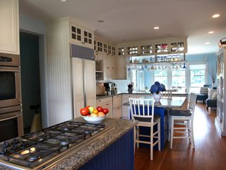 Ogunquit house photo - Kitchen Facing Dining Room