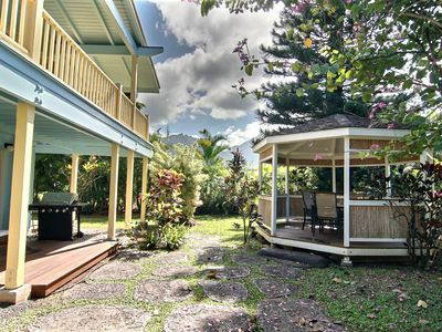 Hanalei Hale Very Convenient & Close Walk to Hanalei Bay & Ching Young Village