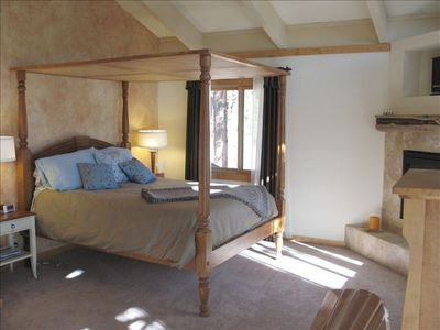 Incline Village house rental - Master bedroom
