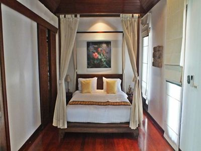 Surin Seven - Master Bedroom