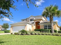 Spacious Villa In Emerald Island Resort, Kissimmee / Orlando, Florida, USA