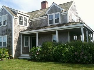 Siasconset house photo - Idyllic Sconset Cottage - situated on quiet hedged natural cul des sac -