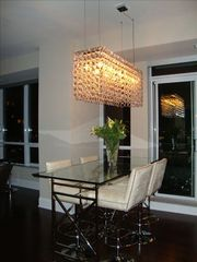 Toronto condo photo - Dining Room in the evening