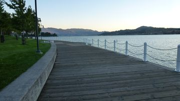 Waterfront Boardwalk