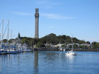 Provincetown townhome photo - Pilgrim Monument