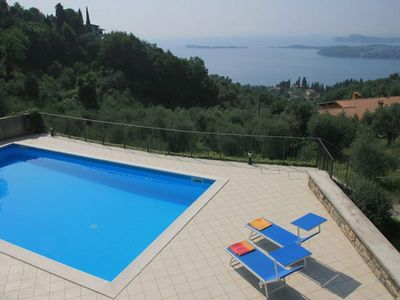 Le Begonville 2 - Lake Garda holiday apartment rental