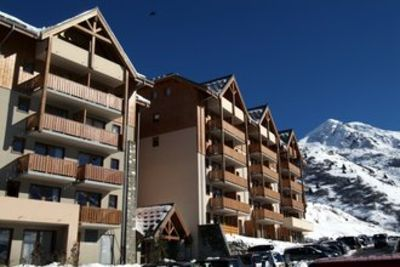 4-6 Pers. Apartment in nice complex in a family ski region.