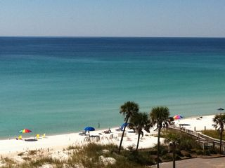 Okaloosa Island condo photo - Beach view