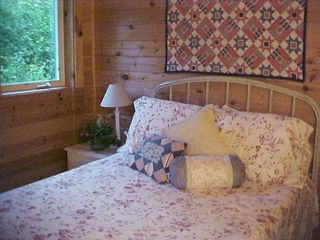 Seal Cove house photo - 1st floor bedroom, double