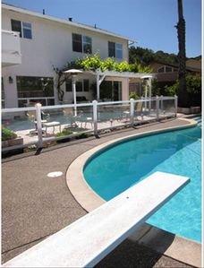 Marin vacation home with pool near sonoma vrbo for Vacation rentals san francisco bay area