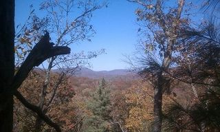 Harrisonburg cabin photo - View from cabin in fall