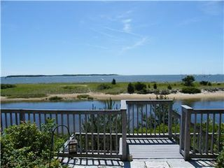 West Yarmouth condo photo - upper deck