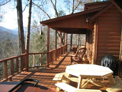 Cabins vacation rentals by owner blairsville georgia for Mobili cabina blairsville ga