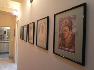 San Miguel de Allende studio photo - The Frida Studio entrance hall.