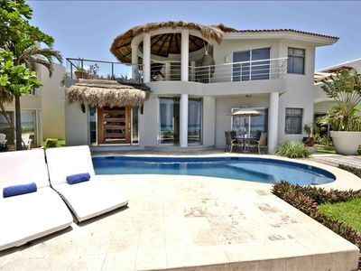 Casa Turquesa, Playacar Phase 1 beautiful and great look